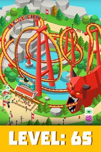 Idle Theme Park Tycoon Mod Apk [Unlimited Money] 3