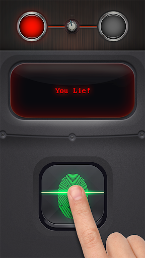 Lie Detector Test Prank 5.2.2 screenshots 4
