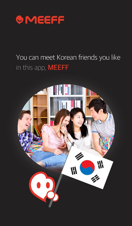 meet korean friends