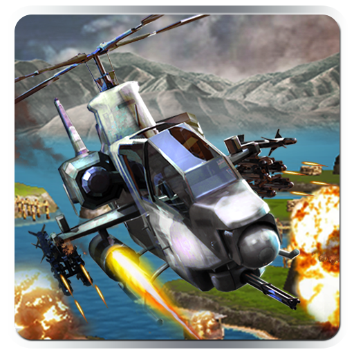 Helicopter Air Battle Shooter