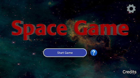 Space Game - náhled