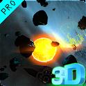 Alien Galaxy 3D Live Wallpaper icon