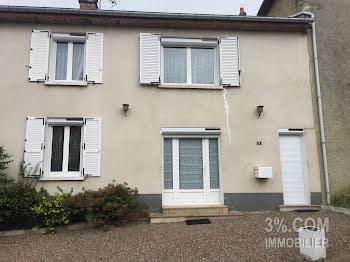 maison à Brixey-aux-Chanoines (55)