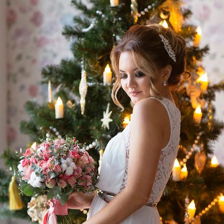 Wedding photographer Yana Slavinskaya (sentyabryaka). Photo of 06.12.2017