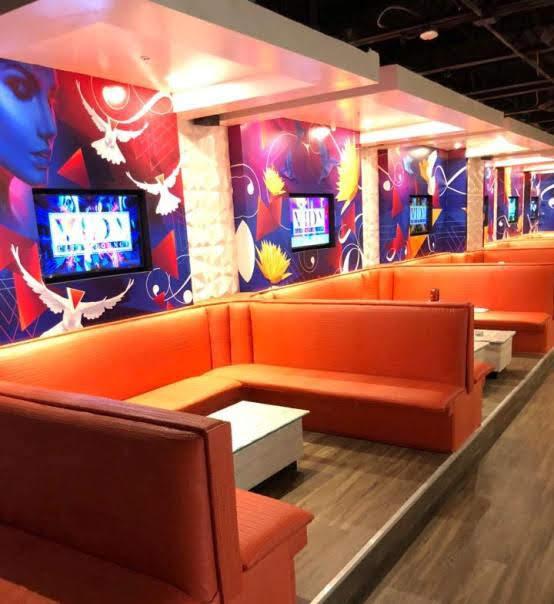Vida Ultra Lounge