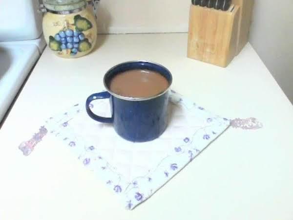 Nutmeg & Cinnamon Coffee/latte Recipe