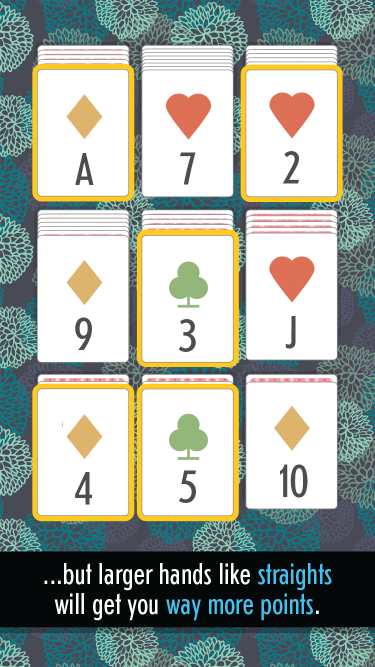 Sage Solitaire screenshot #3