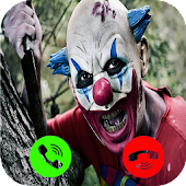 killer clown fake call pro
