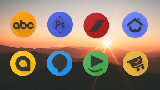 Abi Icon Pack screenshot