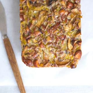 Mushroom & Hazelnut Loaf Recipe