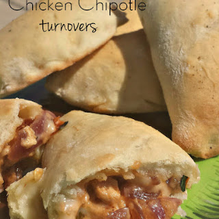 Chicken Chipotle Turn Overs