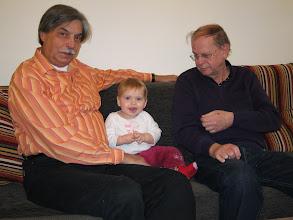 Photo: Grand fathers.