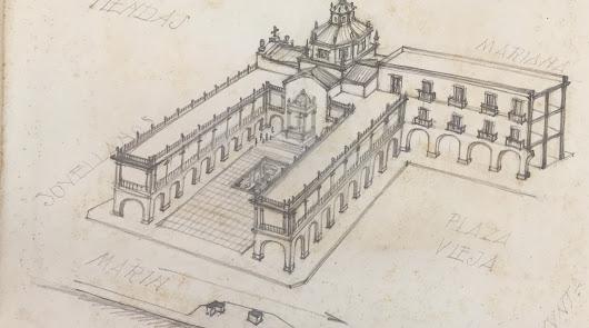 Remodelación del Convento de las Claras
