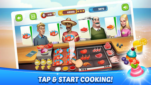 Cooking Games - Fast Food Fever & Restaurant Craze - screenshot