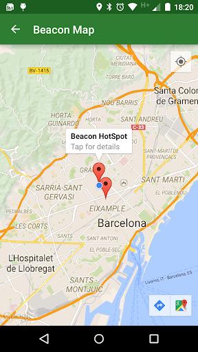 【免費通訊App】Beacons Locator-APP點子