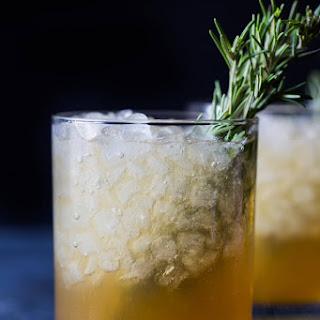 Honey Rosemary Cocktail