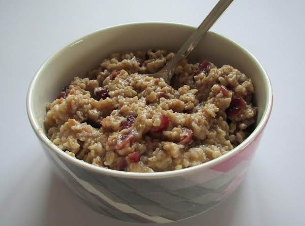 Creamy Microwave Oatmeal