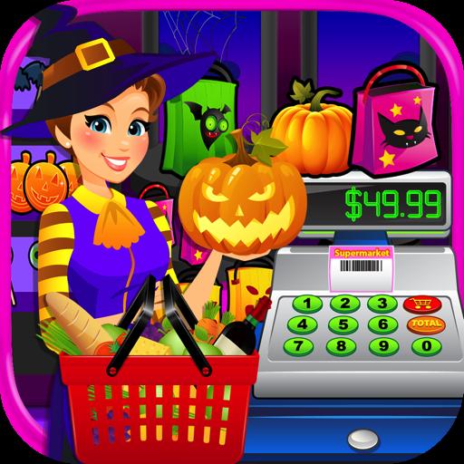Halloween Supermarket Grocery