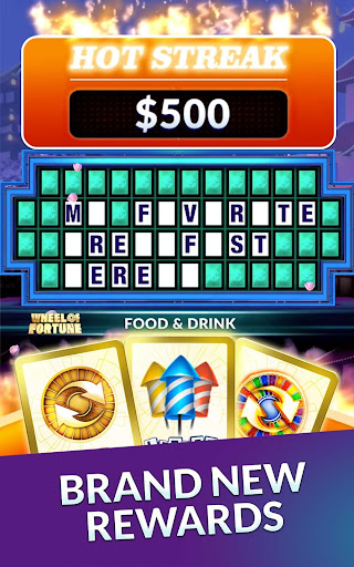 Wheel of Fortune: Free Play 3.47.1 screenshots 14