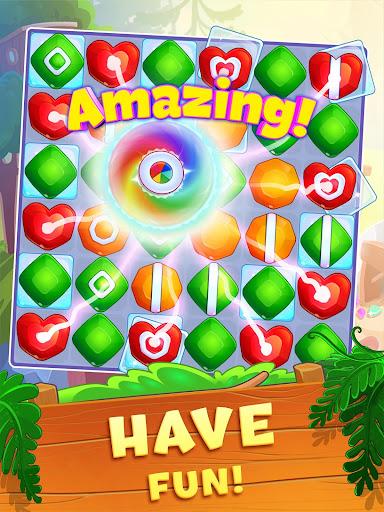 Crystal Crunch: New Match 3 Puzzle | Swap Gems 1.6.1 screenshots 7