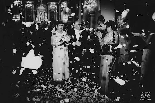 Fotógrafo de bodas Alma Romero (almaromero). Foto del 31.12.2016