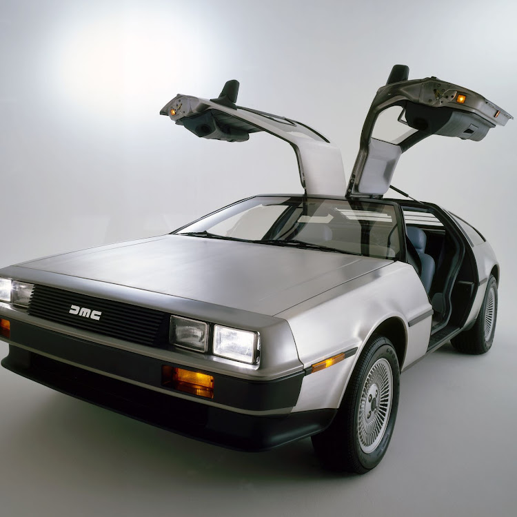The DeLorean DMC-12 may fly again if Italdesign's tweet is to be believed. Picture: SUPPLIED
