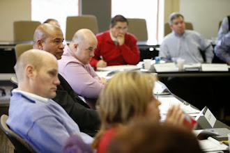 Photo: Fed Ex Custom Program - Michael Murcham Class.(John Russell/Vanderbilt University)