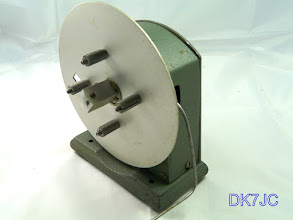 "Photo: Teletype Tape Winder  J.H.Bunnell &Co New York USA  ""W""  #  842"