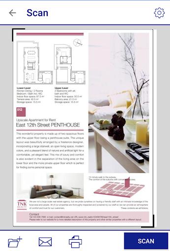 Epson iPrint screenshot 5