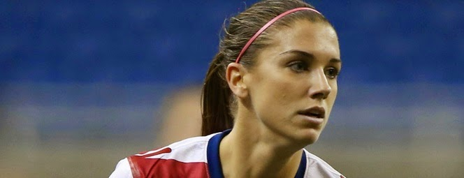 best female soccer players in United States