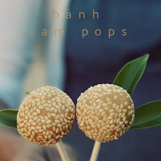 Banh Cam / Banh Ran.