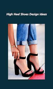 High Heel Shoes Design Ideas - náhled