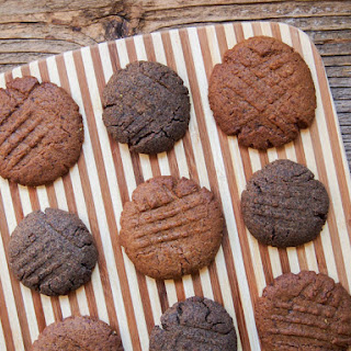 Vegan Five Spice Molasses Cookies