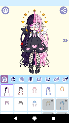 Magical Girl Dress Up: Magical Monster Avatar image | 2