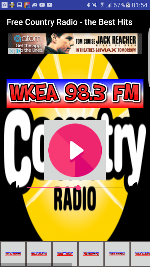 Free Country Radio - Best Hits - Android Apps on Google Play