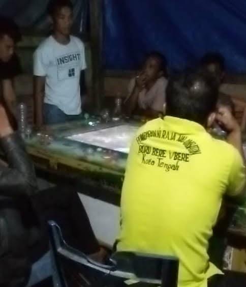 Warga Resah Ketua DPC LSM Penjara : Praktik Mesin Judi Tembak Ikan Marak Di Rohul