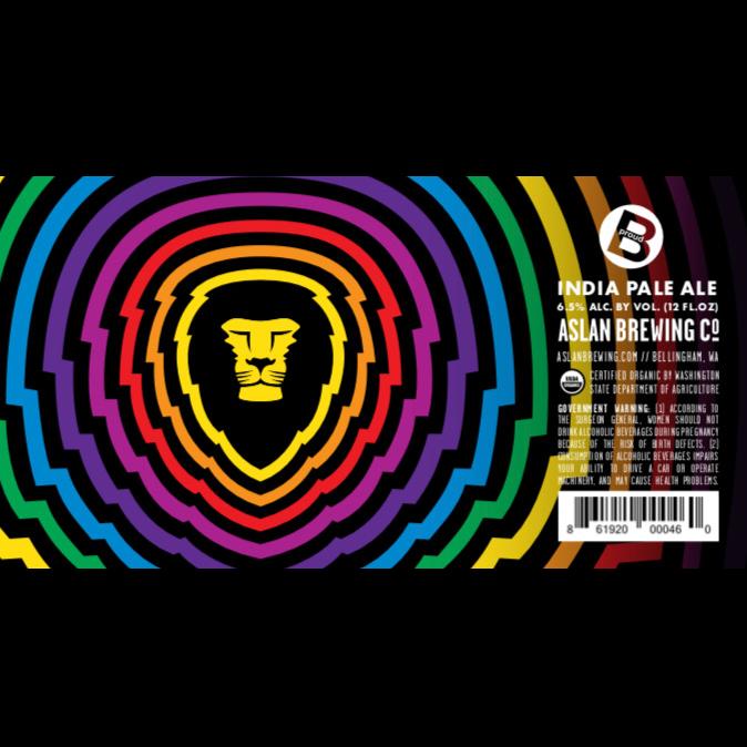 Logo of Aslan Organic B-Proud IPA
