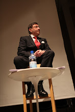 Photo: Maxim Behar, Privacy vs Publicity Debate, 2012