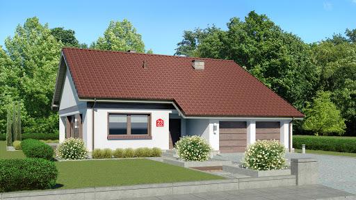 projekt Dom przy Przyjemnej 23 bis
