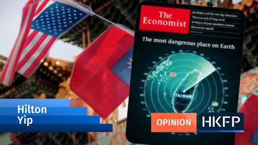 Why The Economist's take on 'dangerous' Taiwan is not just scaremongering