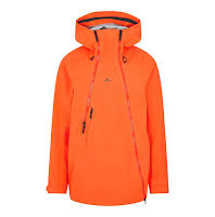 Brett Shell Ski Jacket Juicy Orange Herr (20/21)