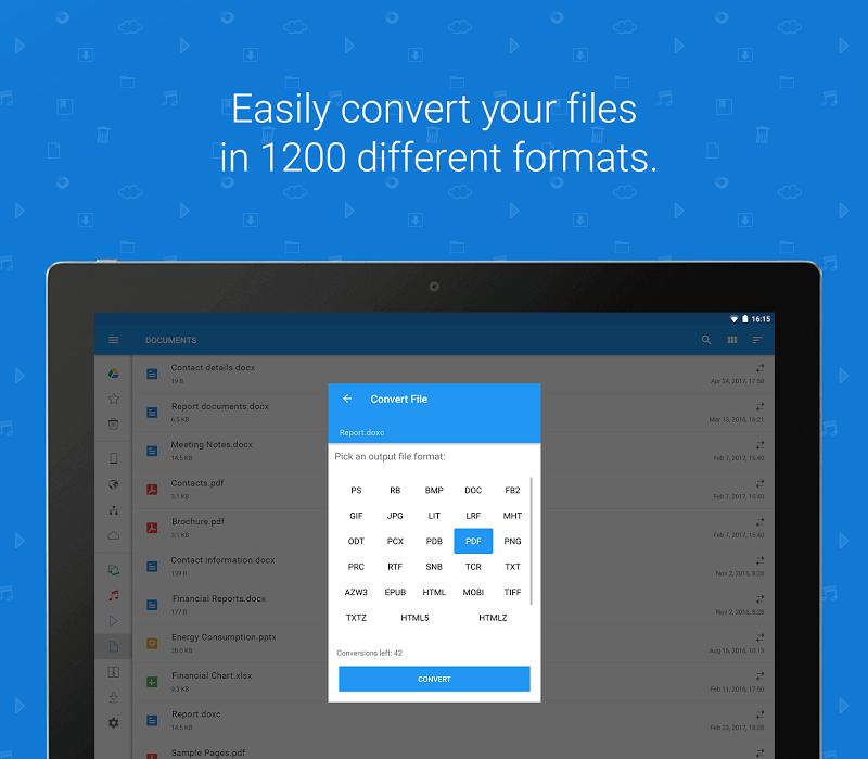 File Commander - File Manager/Explorer Screenshot 10
