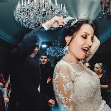 Wedding photographer Ilya Ruban (RISfio). Photo of 10.01.2018