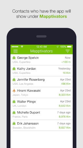 Mapptivate - Travel Companion