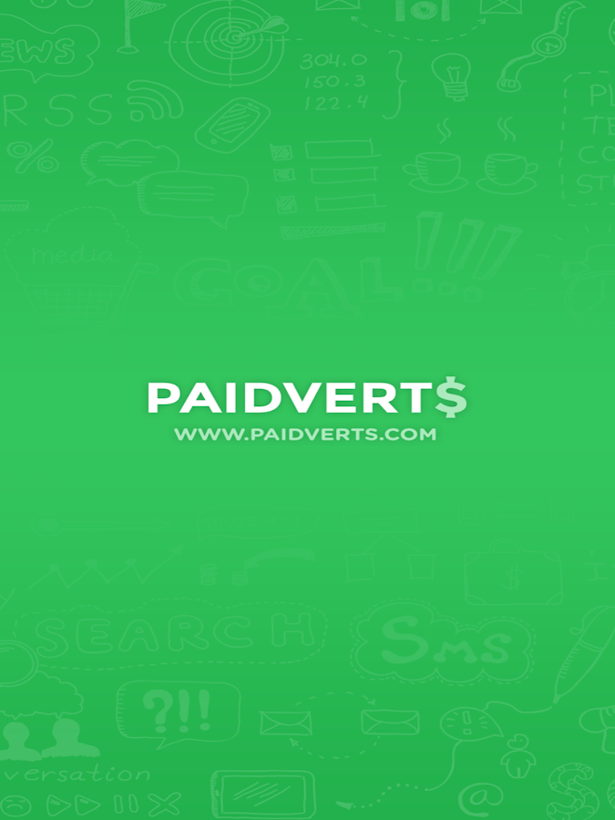 PaidVerts Mobile- screenshot