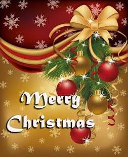 ChristmasApp - náhled