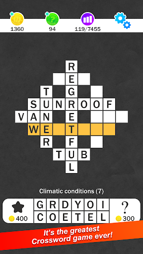 World's Biggest Crossword 2.41 Mod screenshots 5
