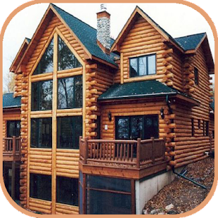 Wooden House Design Ideas - náhled