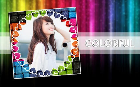Colorful Photo Frame Collage screenshot 7