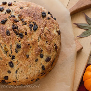 Barm Brack - Irish Halloween Bread